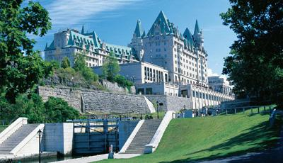 Chateau laurier photo