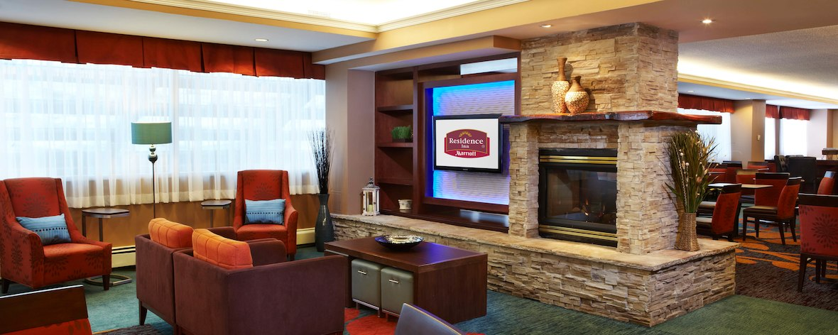 The Residence Inn by Marriott interior