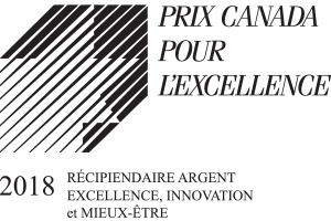 Excellence Canada silver certification logo