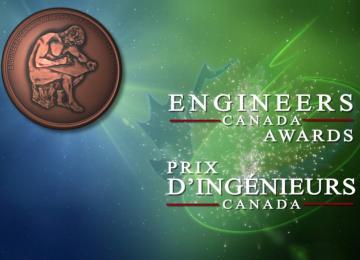Les lauréats des Prix d'Ingénieurs Canada 2018 honorés