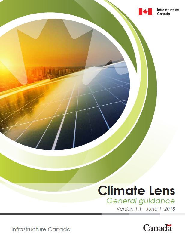 Climate Lens report cover