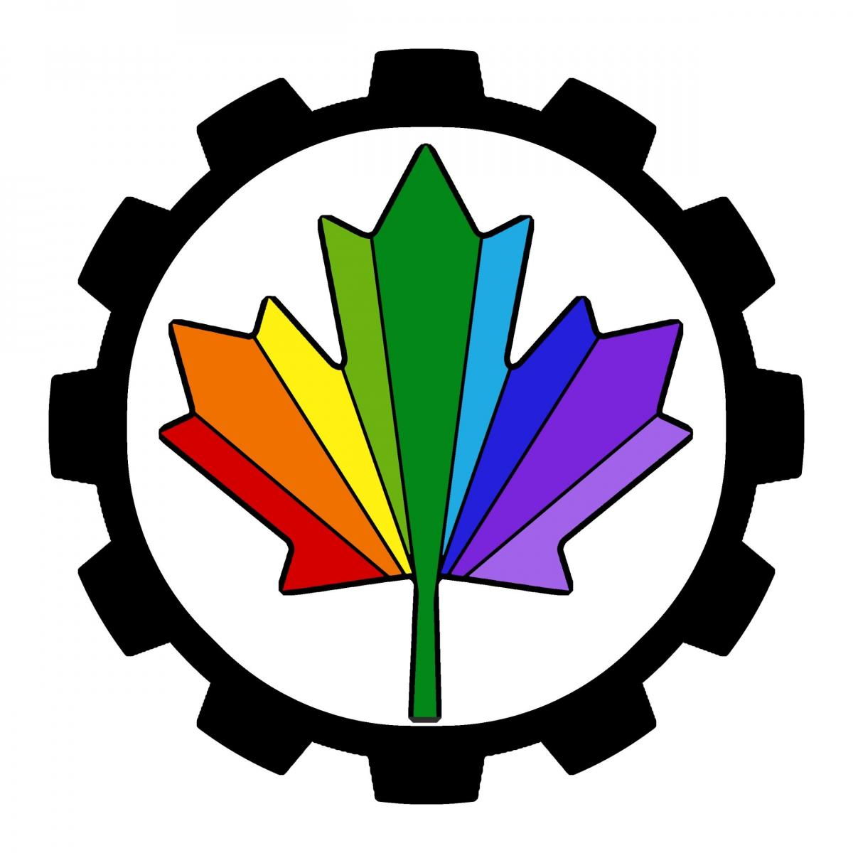 EngiQueers logo.