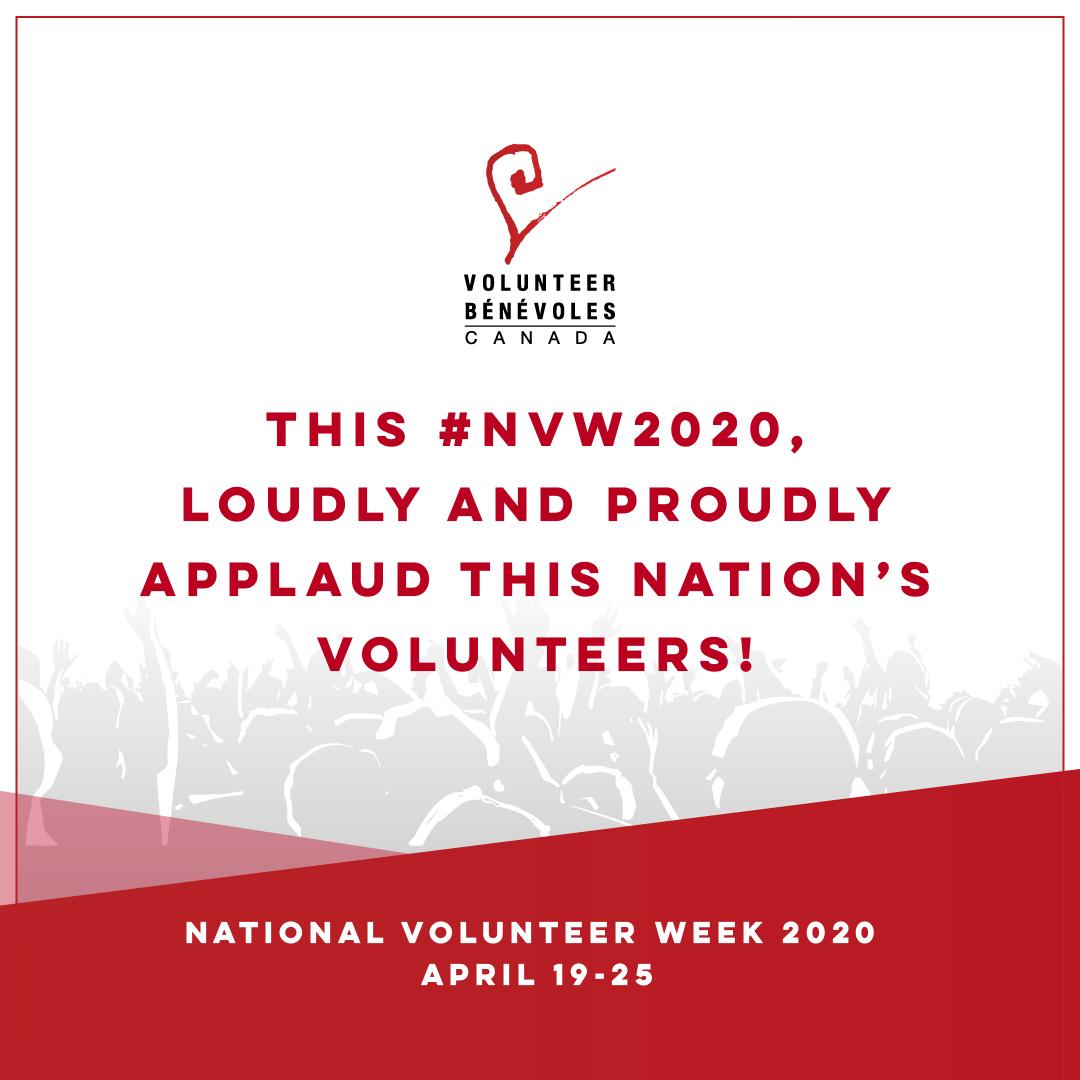 Engineers Canada applauds our volunteers this National ...