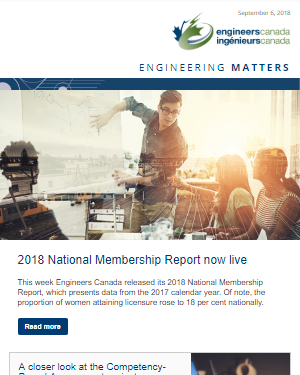 engineers matters cover