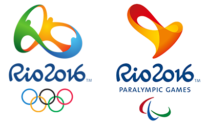 Olympic and Paralympic logos