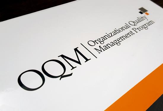 Organizational Quality Management program certifies first