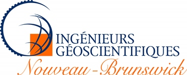 Engineers Geoscientists New Brunswick logo