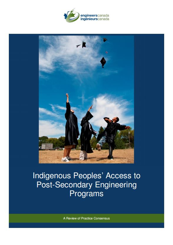 Report cover indigenous