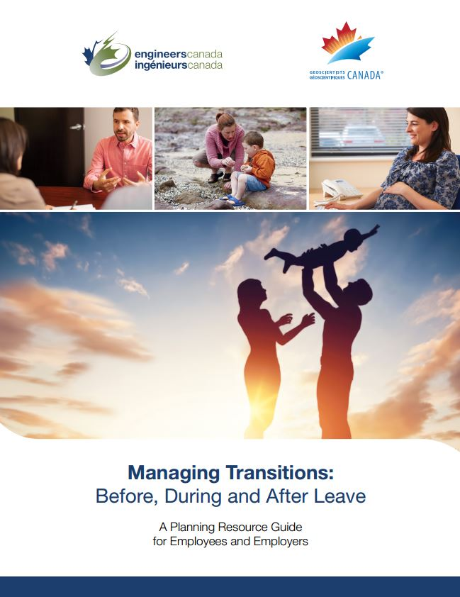 managing transitions report cover