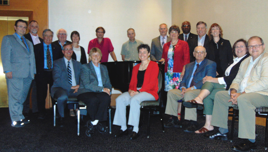 Members of the Accreditation Board