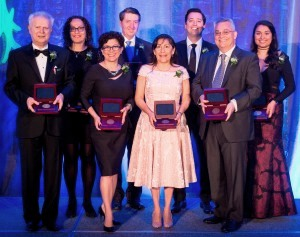 2018 Engineers Canada awards winners